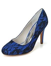 De Y Yijiafushi Zapatos Encaje Cintas Zapatos Amazon es 1Ex4qBwnOT