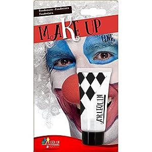 Goodmark-aq05003-Maquillaje-Tubo Aquacolor, color blanco, 28ml