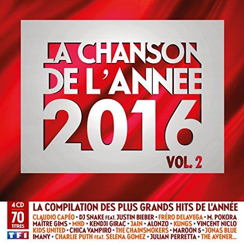 La Chanson de l'Année 2016 Vol.2