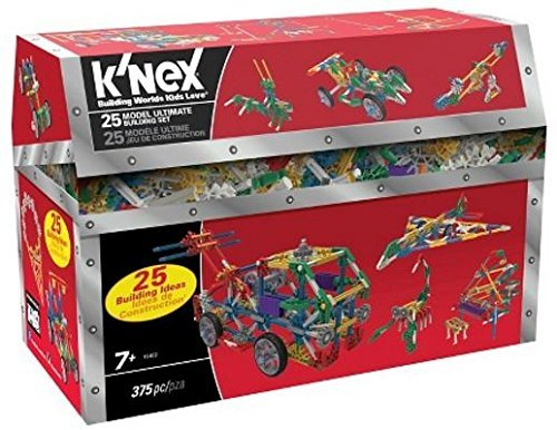 K'Nex 16462 Imagine 25Model Bausatz-Set für Kinder Knex Bausatz