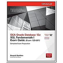 Oca Oracle Database 12C Sql Exam Izo 061