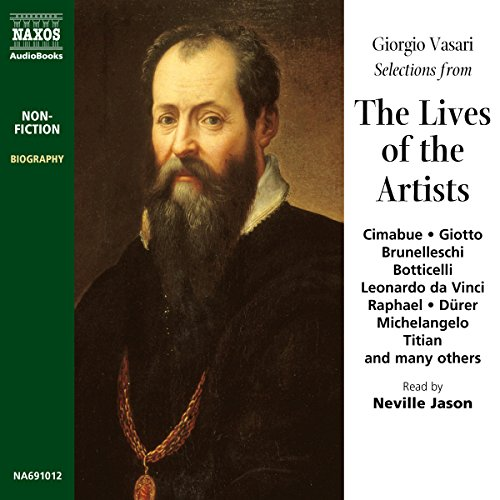 The Lives of the Artists  Audiolibri