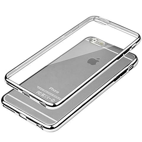 Apple iPhone 7, Apple iPhone 8 Schutzhülle Tasche Durchsichtig Transparent
