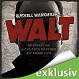 Front cover for the book Walt by Russell Wangersky