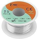Massif à souder Flux Core Diamètre 0,3mm 63% étain 37% plomb bobine fil long