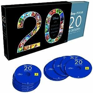 20 – Disney und Pixar – Die größten Animations Hits Blu-ray Limited Edition
