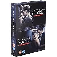 Fifty Shades Darker [DVD + Digital Copy ] + Fifty Shades of Grey DVD