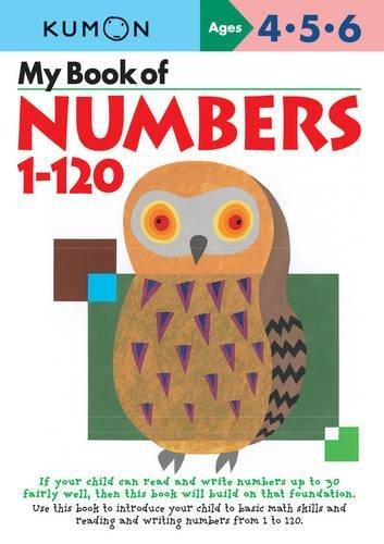 My Book Of Numbers 1-120 (My First Book - Kumon) por Kumon Publishing
