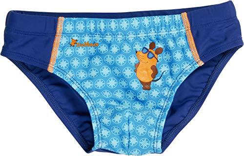 Playshoes Jungen UV-Schutz Maus Badehose, Blau (original 900), 98/104