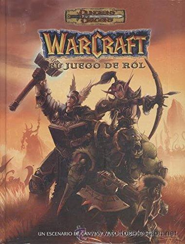 WARCRAFT LIBRO DE ROL BASICO