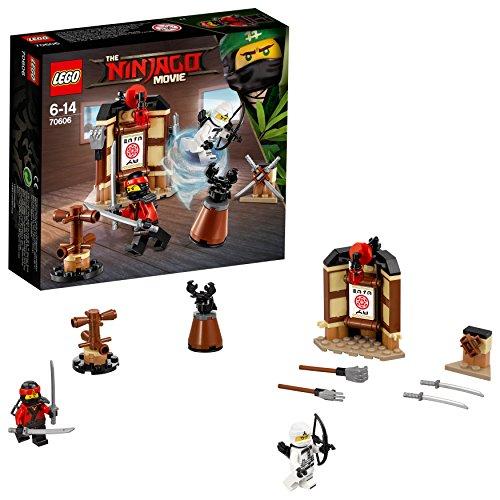Lego Ninjago- Addestramento Spinjitzu, Multicolore, 70606