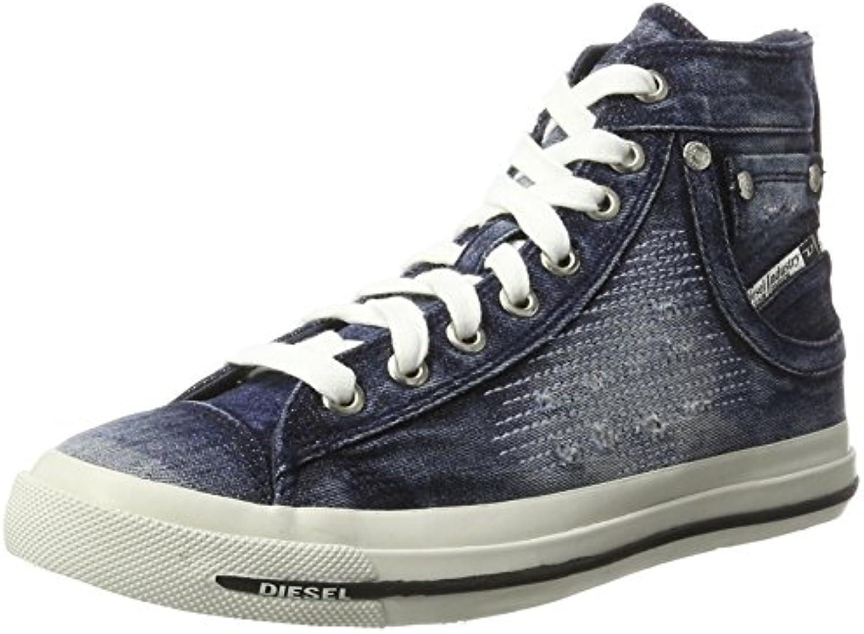 DIESEL Magnete Exposure Exposure Exposure IV Mid, scarpe da ginnastica a Collo Alto Donna | Grande Varietà  bac430