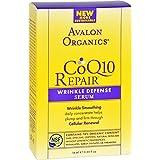 Avalon Organics CoQ10 Repair Wrinkle Defense Serum -...