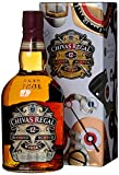 Chivas Regal Scotch 12 Years Old Limited 2014 by Bremont Watch Company in Tinbox  Whisky (1 x 0.7 l)
