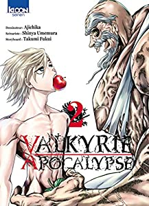 Valkyrie Apocalypse Edition simple Tome 2