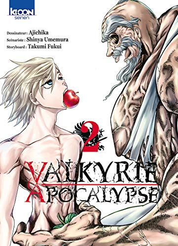Valkyrie Apocalypse Edition simple Tome 2
