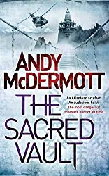 The Sacred Vault (Wilde/Chase 6) by Andy McDermott (2010-10-28)