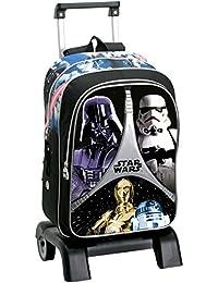 Preisvergleich für Star Wars Montichelvo 40712 nbsp;–Trolley, abnehmbar, Schwarz und Grau