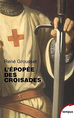 L'épopée des Croisades (Modèle aléatoire) par René GROUSSET