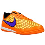 Nike Magista Onda IC Indoor Fußballschuhe Hallenschuhe orange/bunt, Schuhgröße:EUR 38.5
