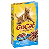 Go Cat Complete Adult With Tuna, Herring and Vegetables 10x375g Packs