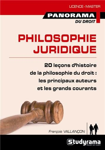 Philosophie juridique