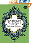 Symphonies Nos. 1, 2, 3 and 4 in Full...