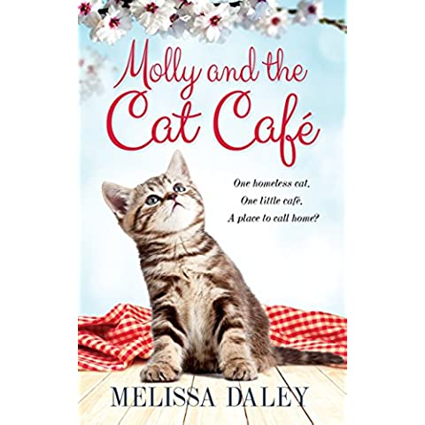 Molly and the Cat Cafe (English Edition)