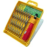 Jackly 32 In 1 Interchangeable Precise Screwdriver Tool Set with Magnetic Holder
