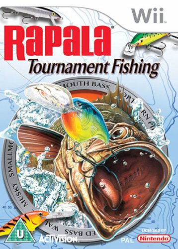 Rapala Tournament Fishing (wii)