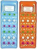 Bestway 43040 Solar Matratze mit Fenster 188x71cm 2 Stk orange/blau