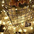Lichterkette LED Innen Romantisch Strombetrieben