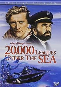 20,000 Leagues Under the Sea [DVD] [1954] [Region 1] [US Import] [NTSC]