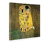 Giallobus - Cuadro - Impresion EN Lienzo - Gustav Klimt - IL...