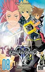 Kingdom Hearts II Edition simple Tome 8