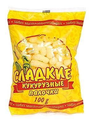 Monolith Süßes Maisknnabererzeugnis, 20er Pack (20 x 100 g)
