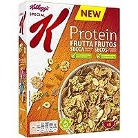 Kelloggs, Cereal con alto contenido en fibra (Frutos secos) - 330 gr.