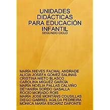 """Unidades Did Cticas Para Educacia""""N Infantil: Segundo Ciclo"""