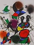 Joan Miro Litografía - original II Litografia