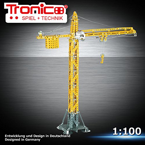 metal-construction-model-kit-liebherr-tower-crane-1008-parts-tronicoc-germany-including-tools-metal-