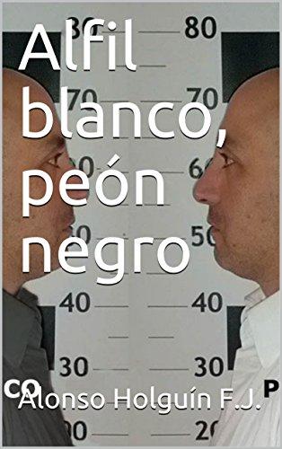 Alfil blanco, peón negro