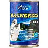 Oceans Secret Mackerel in Brine, 425g