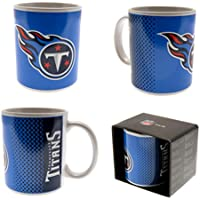 Forever Collectibles - Tennessee Titans - Nfl - - Fade Tasse - Blue