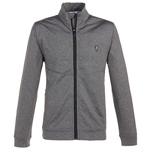 golfino-golf-fleece-jacket-with-techno-stretch-in-regular-fit-grey-ml