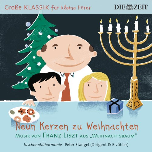 Neun Kerzen zu Weihnachten (aus Liszt: Weihnachtsbaum)