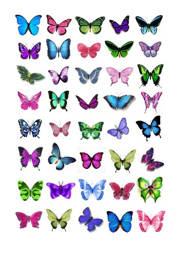 40-x-mixed-butterflies-edible-cake-toppers-wedding-birthday-cupcake-topper-decorations