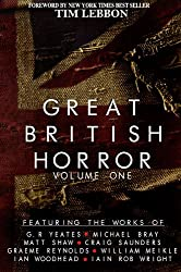 Great British Horror Volume 1 (8 Book Charity Box Set) (English Edition)
