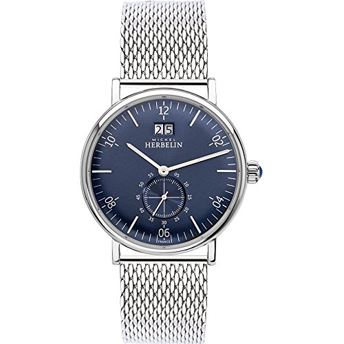 Michel Herbelin Inspiration Homme 40mm Quartz Montre 18247/15B