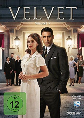Velvet - Volume 3 (3 DVDs)