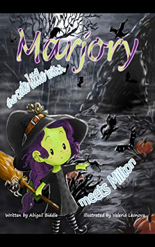 MARJORY THE CUTE LITTLE WITCH MEETS MILTON (English Edition)
